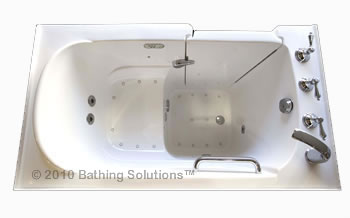 Walk in tub model 30 l